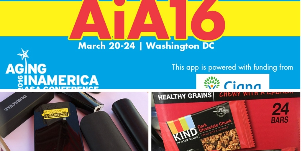 Tips For #AiA Conference Tips