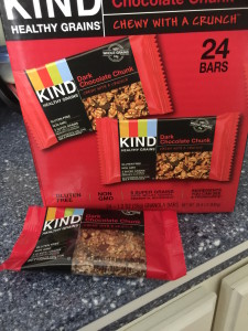 Kind Health Grains My Choice For conference Snack