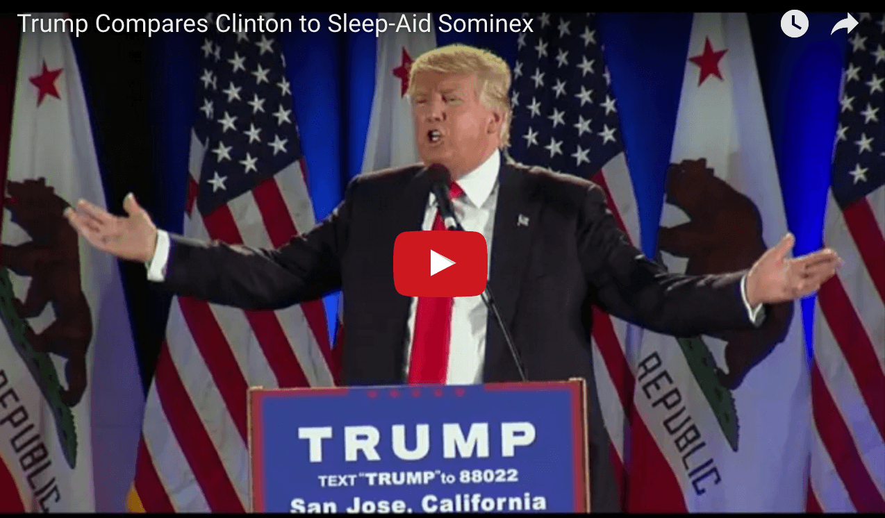 Is Donald Trump Sleep Deprived?