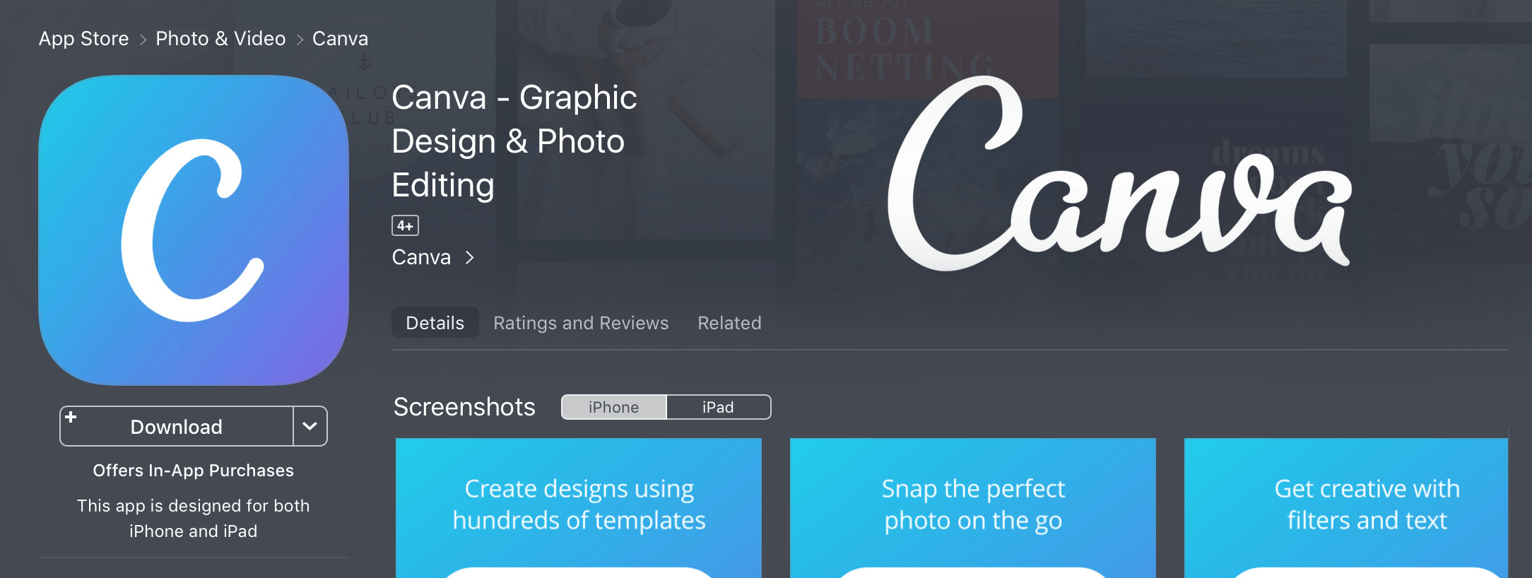 Canva for Entrepreneurs
