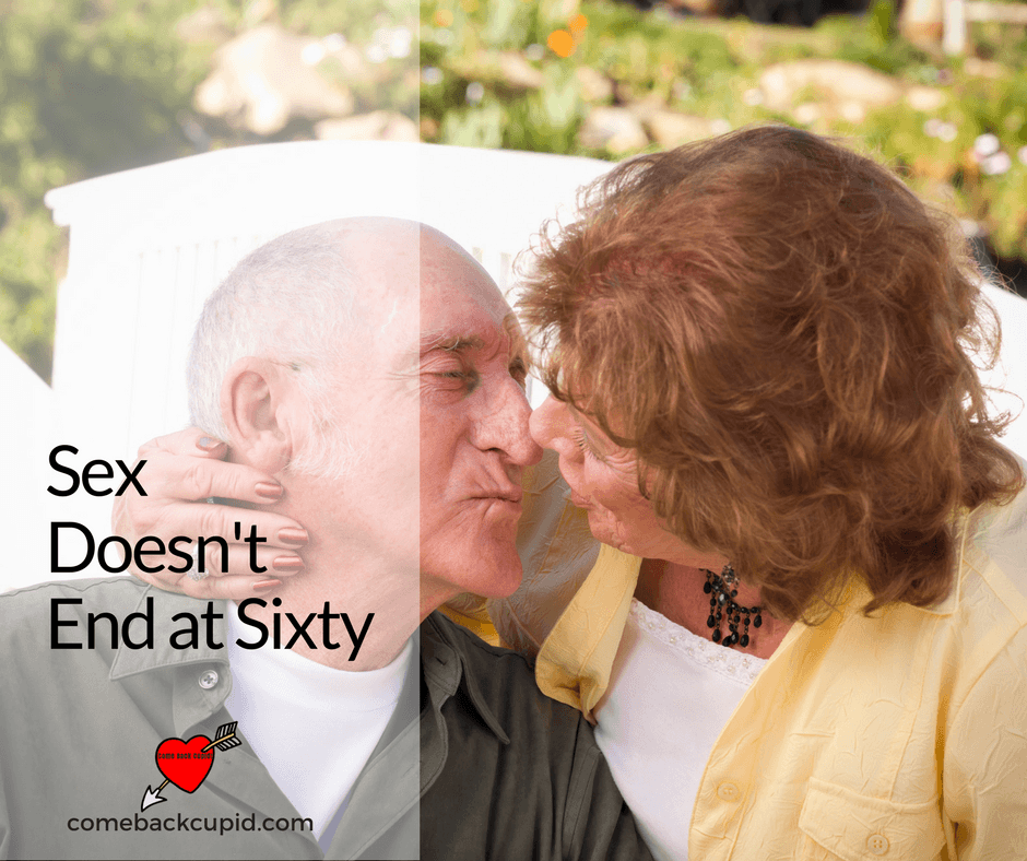 Sex doesn't end at sixty