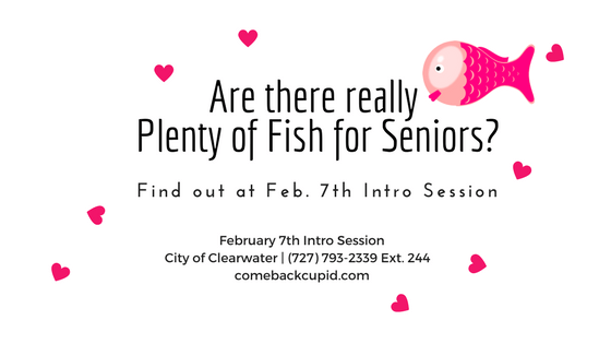 Dating: Plenty of Fish for Seniors