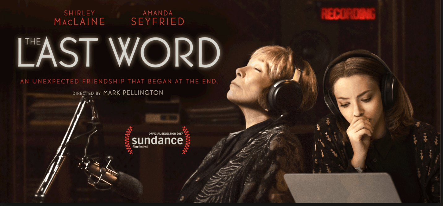 Film Review The Last Word Movie