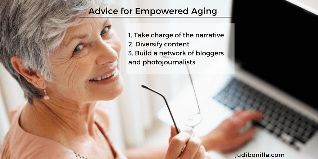 Advice for Professionals Empowered Aging it Takes a Network
